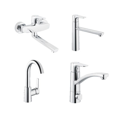 Bath and Kitchen/Faucets and Fittings