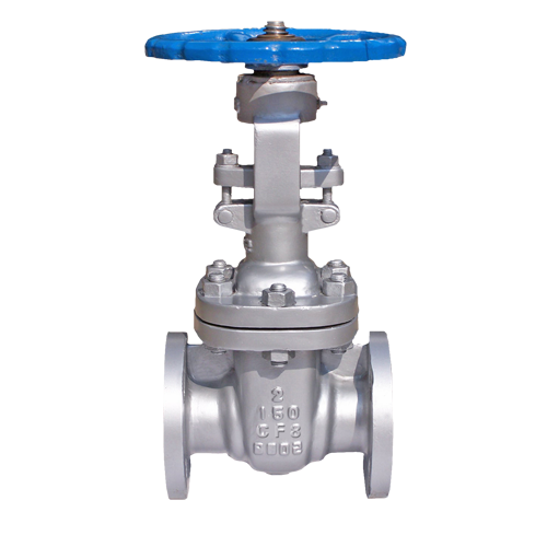 SS GATE VALVE FLANGE END